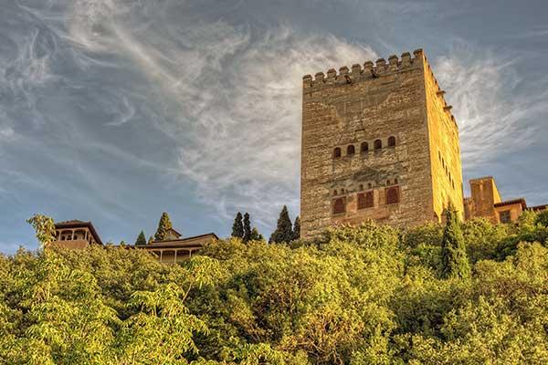 Palacio de Comares y Torre